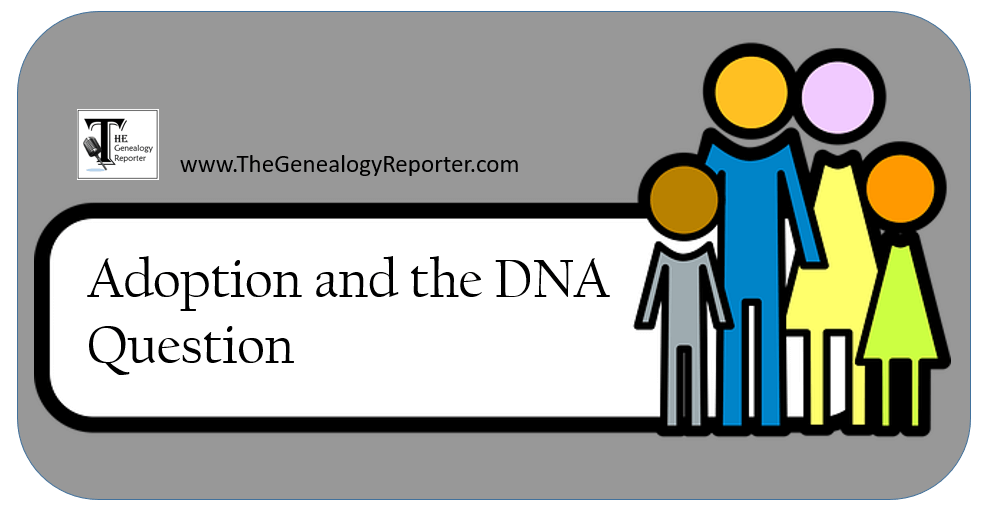 adoption and DNA testing