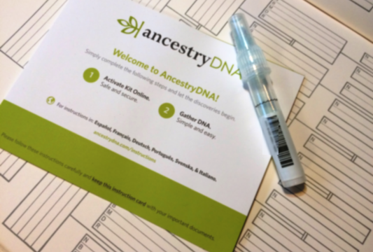 Holiday Sale at Ancestry DNA