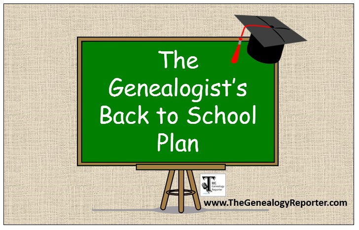 adult genealogy education