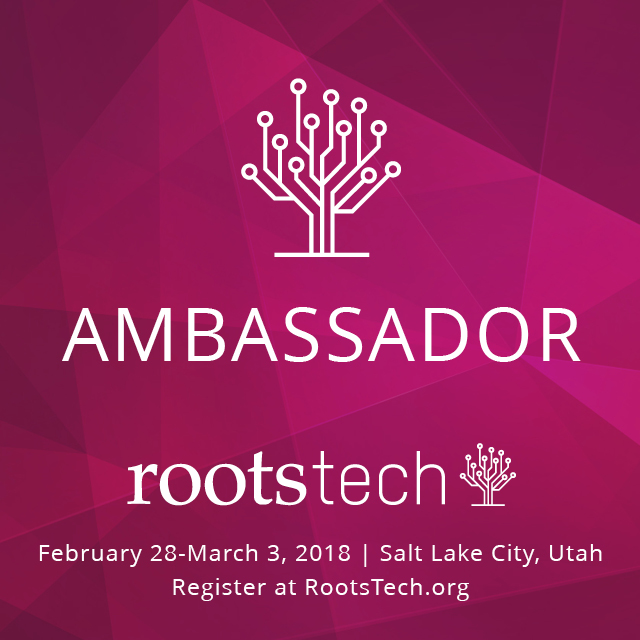 RootsTech ambassadors share genealogy education