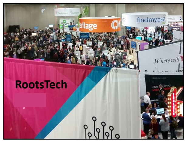genealogy education at RootsTech