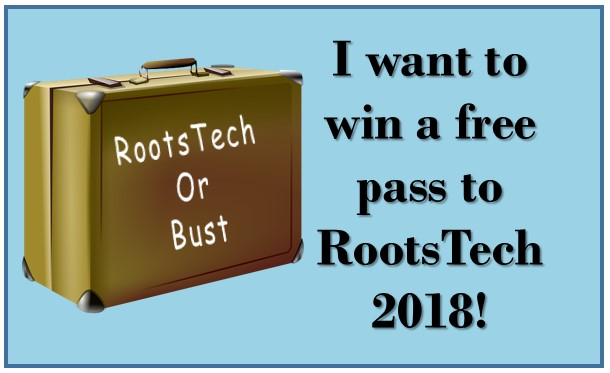 Win RootsTech 2018 free pass