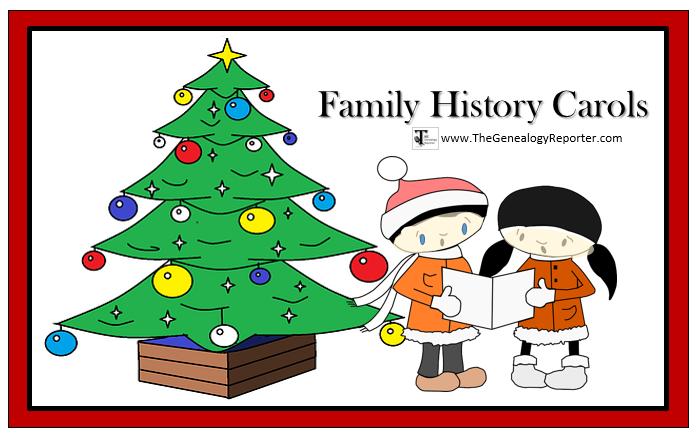 Who Sang Rockin Around The Christmas Tree.Christmas Carols With A Family History Flair The Genealogy