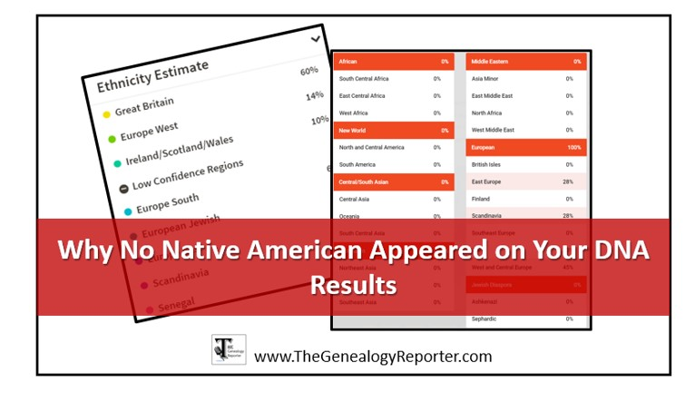 Native American DNA test options