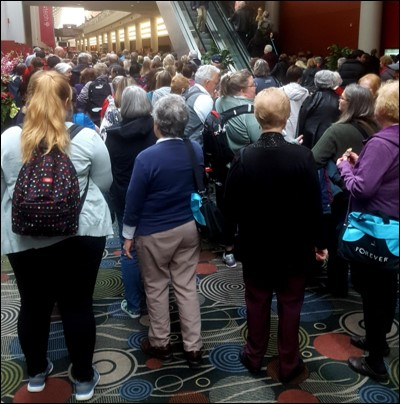RootsTech 2018 review includes crowds