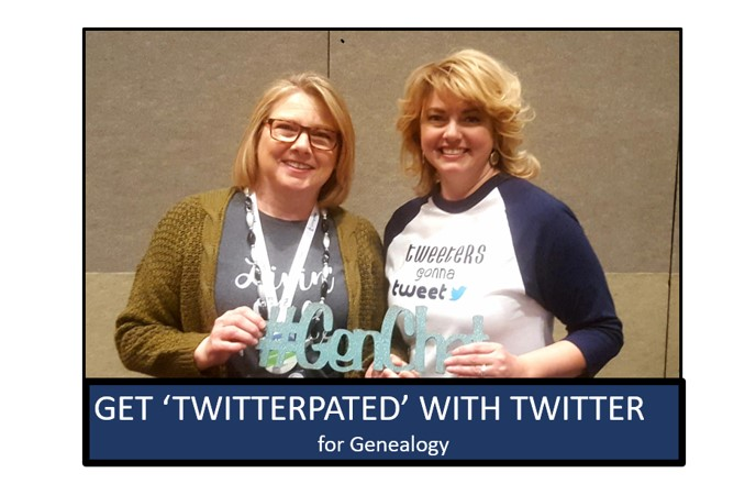 Twitter for genealogy