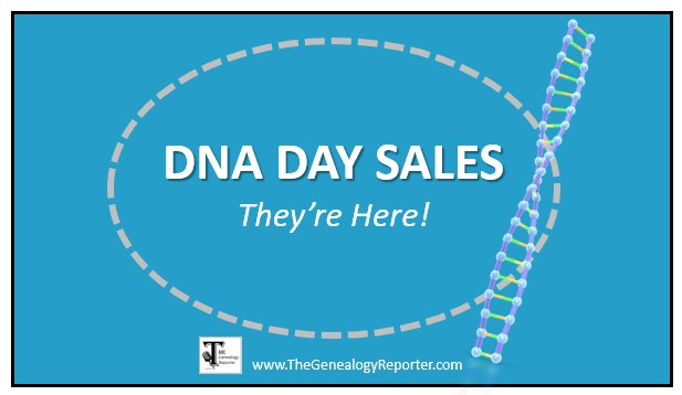 DNA Day Sales for 2018