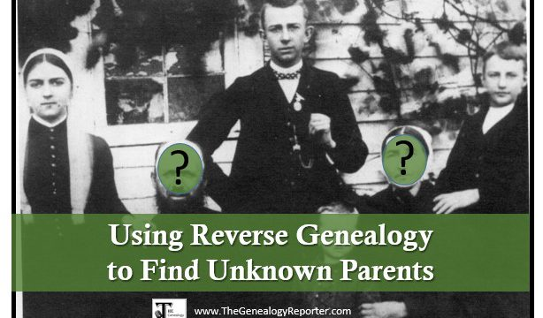 Expanding Family Lines Using Reverse Genealogy Techniques