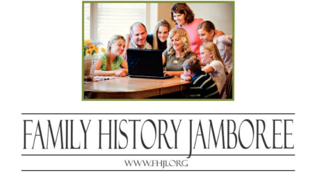 FREE Family History Jamboree Virtual Conference