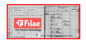 Filae for French Genealogy