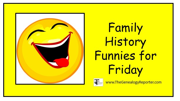 funny genealogy records