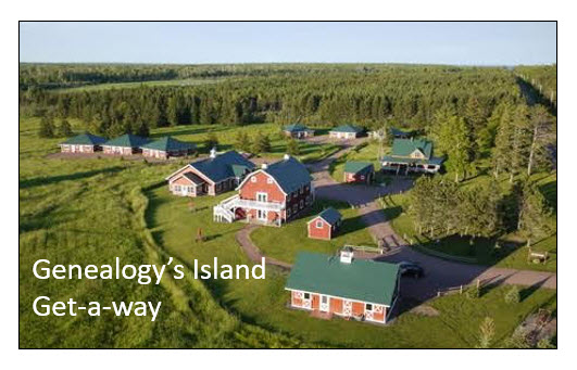 Genealogy is Coming to Madeline Island School of the Arts