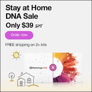 buy MyHeritage DNA test kit