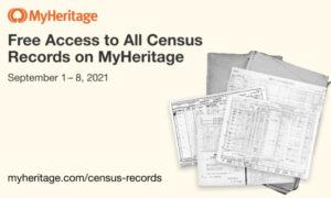 free world census records access