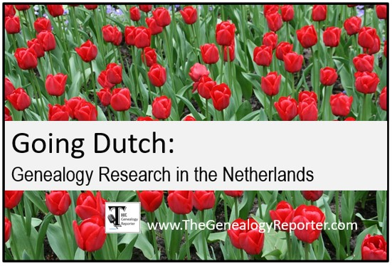 Dutch genealogy research