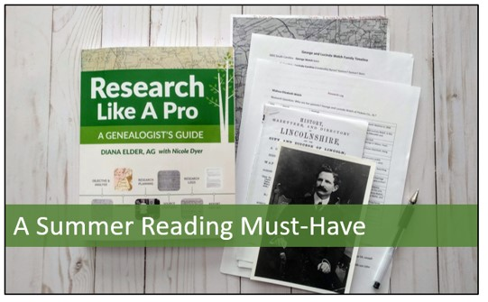 Research Like A Pro: A Genealogist's Guide