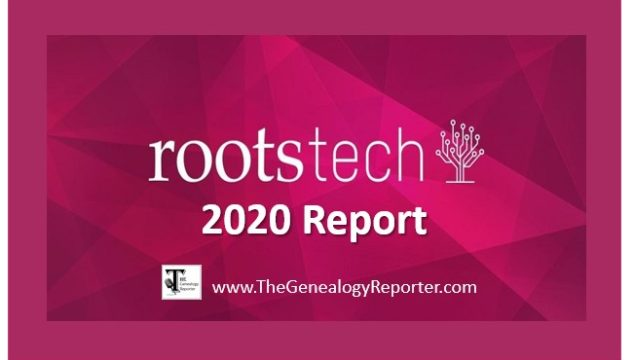 RootsTech 2020 Report for January 16th