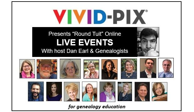 New Genealogy Education Classes: It's Time to 'Get Around To It'