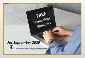free webinars for September 2020