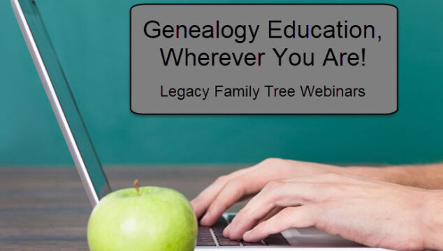 Family Tree Webinars Celebrates 10 Years with Webinars, Prizes, and More!
