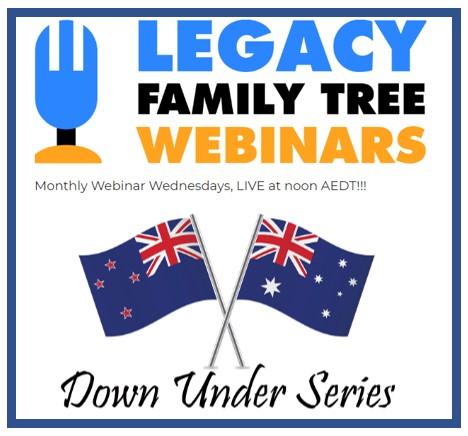 australian genealogy